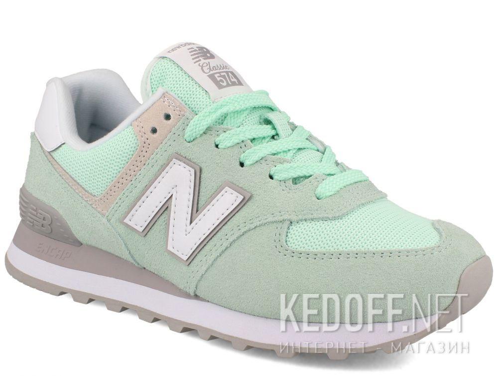 Купить Женские кроссовки New Balance WL574ESM