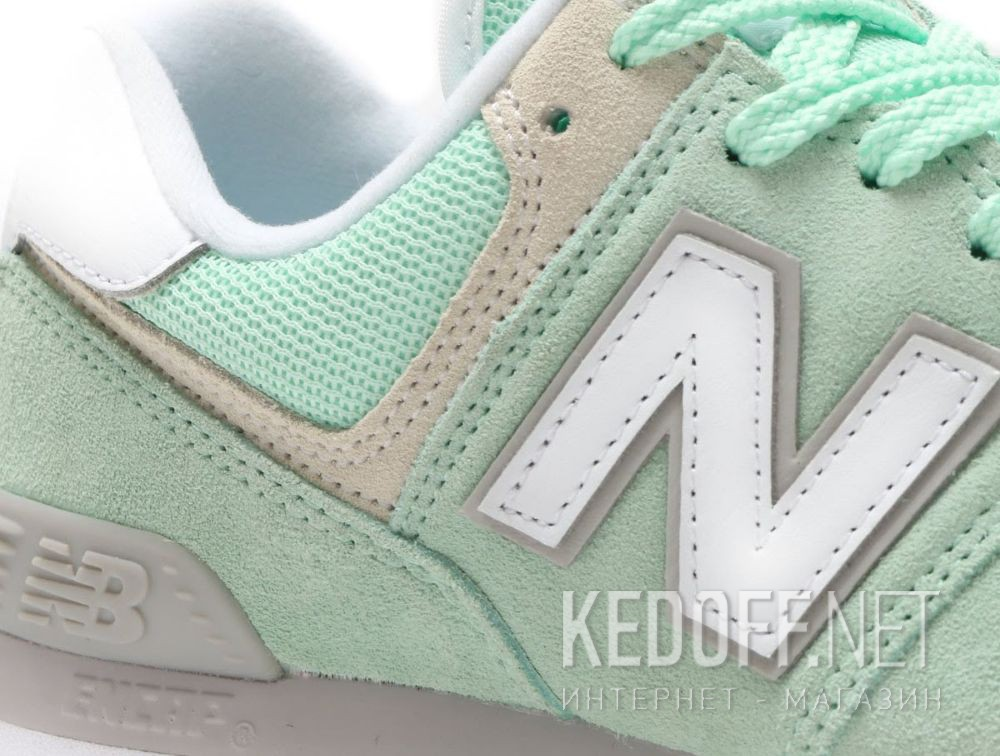 Цены на Женские кроссовки New Balance WL574ESM