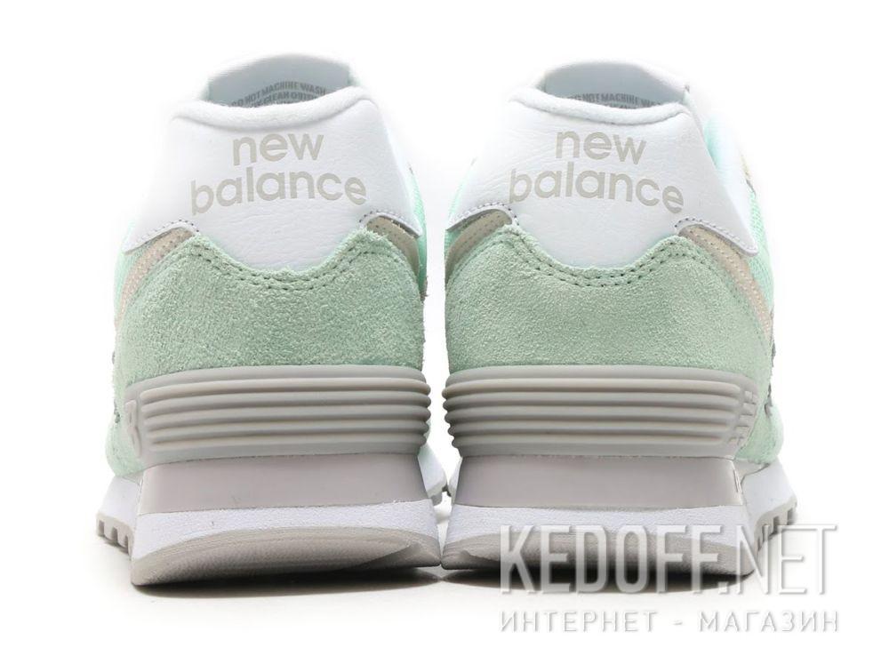 Женские кроссовки New Balance WL574ESM все размеры