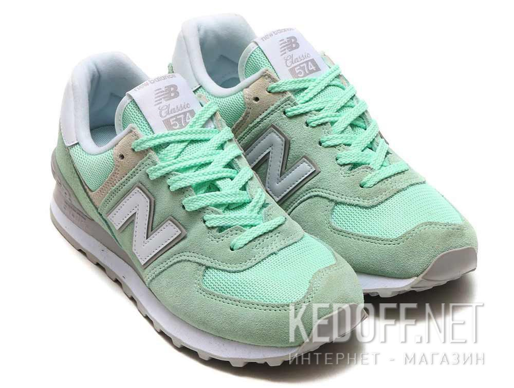 Женские кроссовки New Balance WL574ESM купить Украина