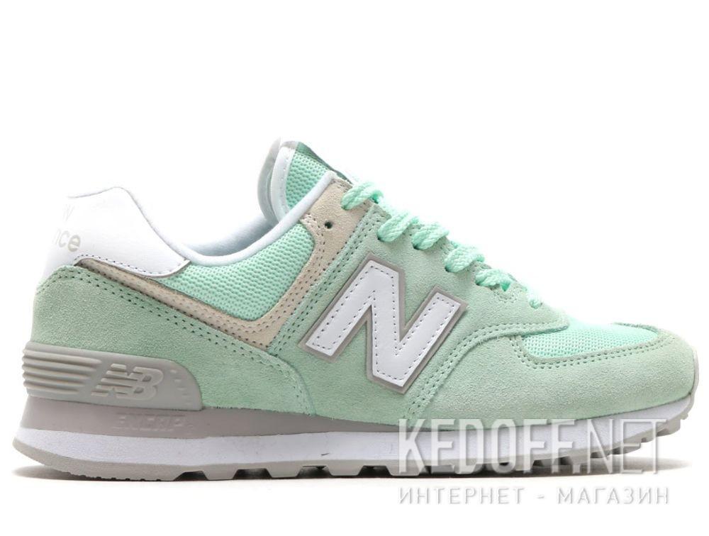 Женские кроссовки New Balance WL574ESM купить Киев