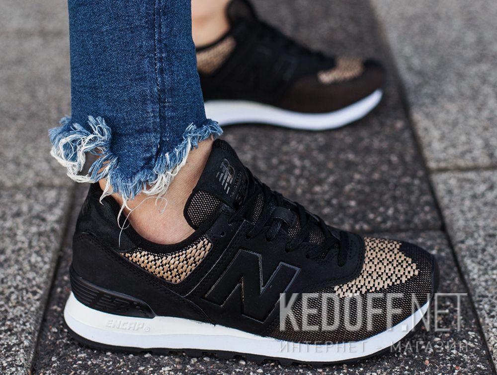 Доставка Жіночі кросівки New Balance WL574FAA