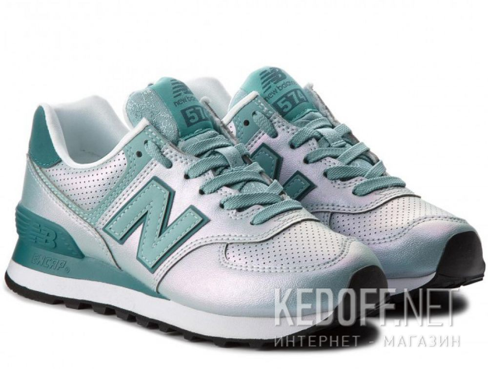Женские кроссовки New Balance WL574KSA купить Украина