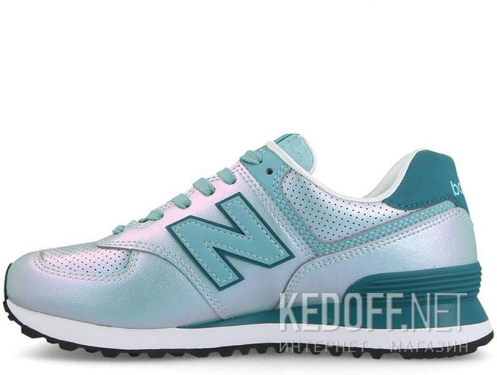 Оригинальные Жіночі кросівки New Balance WL574KSA