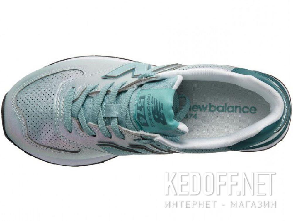 Женские кроссовки New Balance WL574KSA описание