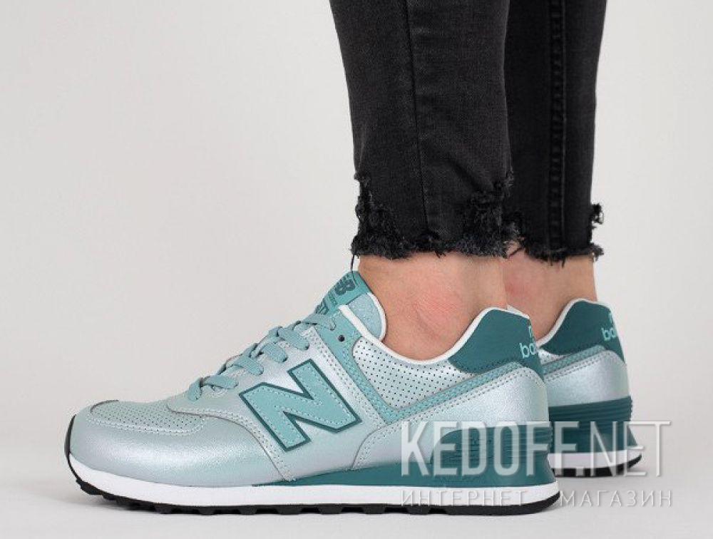 Женские кроссовки New Balance WL574KSA все размеры