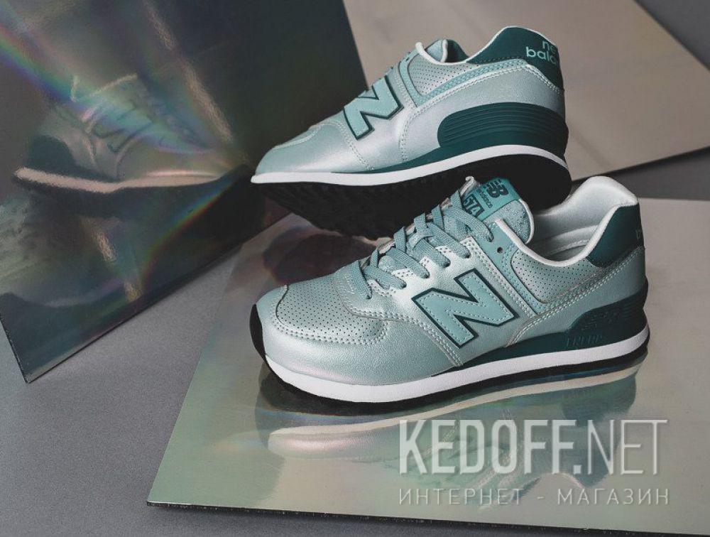 Женские кроссовки New Balance WL574KSA доставка по Украине