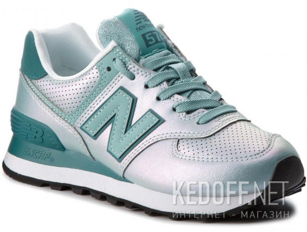 Купить Женские кроссовки New Balance WL574KSA