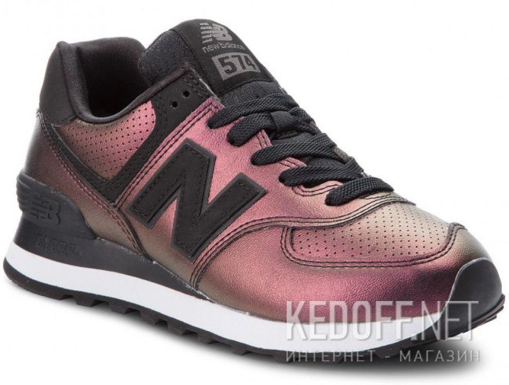 Купить Женские кроссовки New Balance WL574KSB