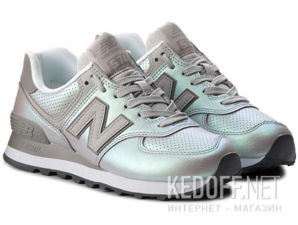 Женские кроссовки New Balance WL574KSC купить Украина