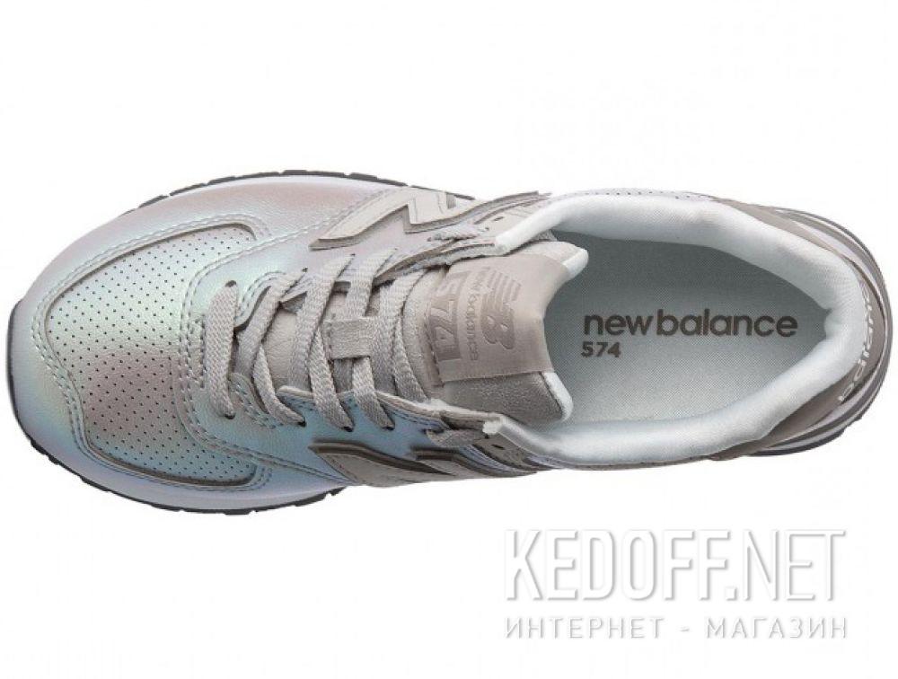 Цены на Женские кроссовки New Balance WL574KSC
