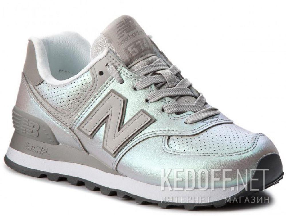 Купить Женские кроссовки New Balance WL574KSC