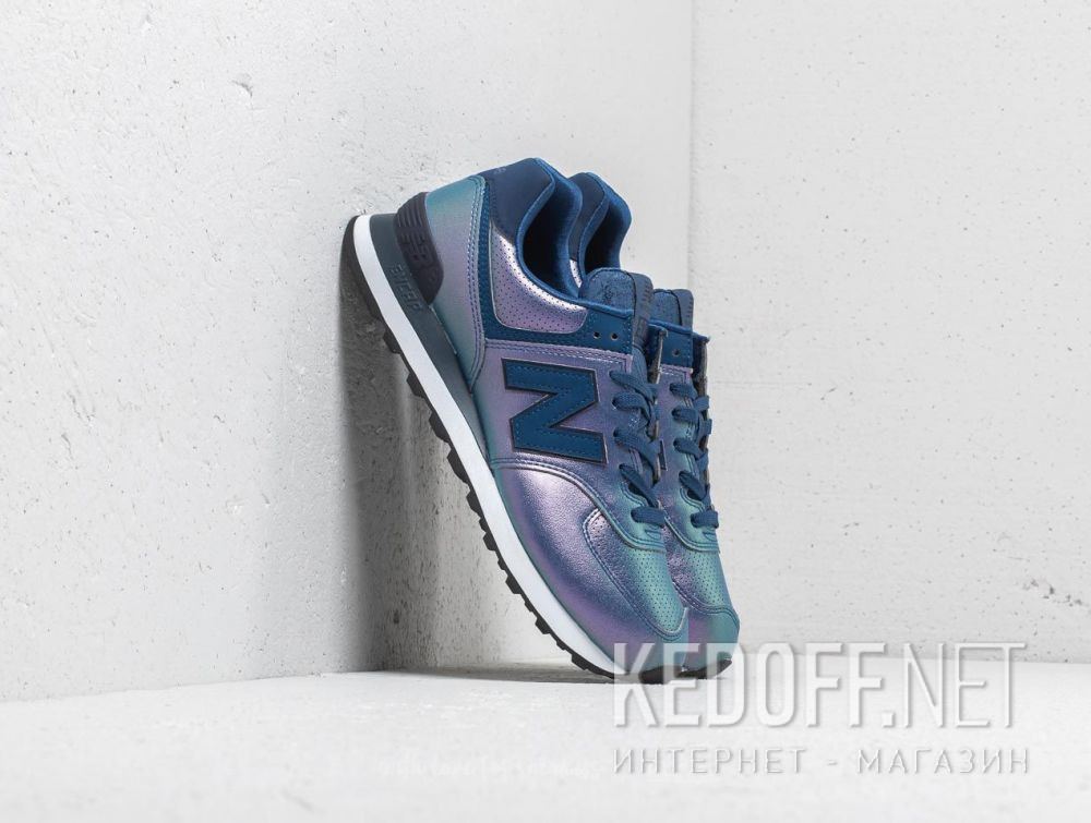 Женские кроссовки New Balance WL574KSD все размеры