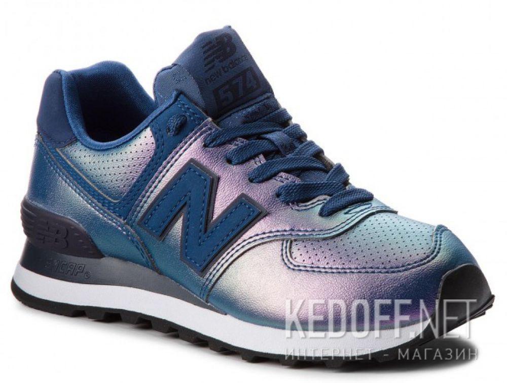Купить Женские кроссовки New Balance WL574KSD