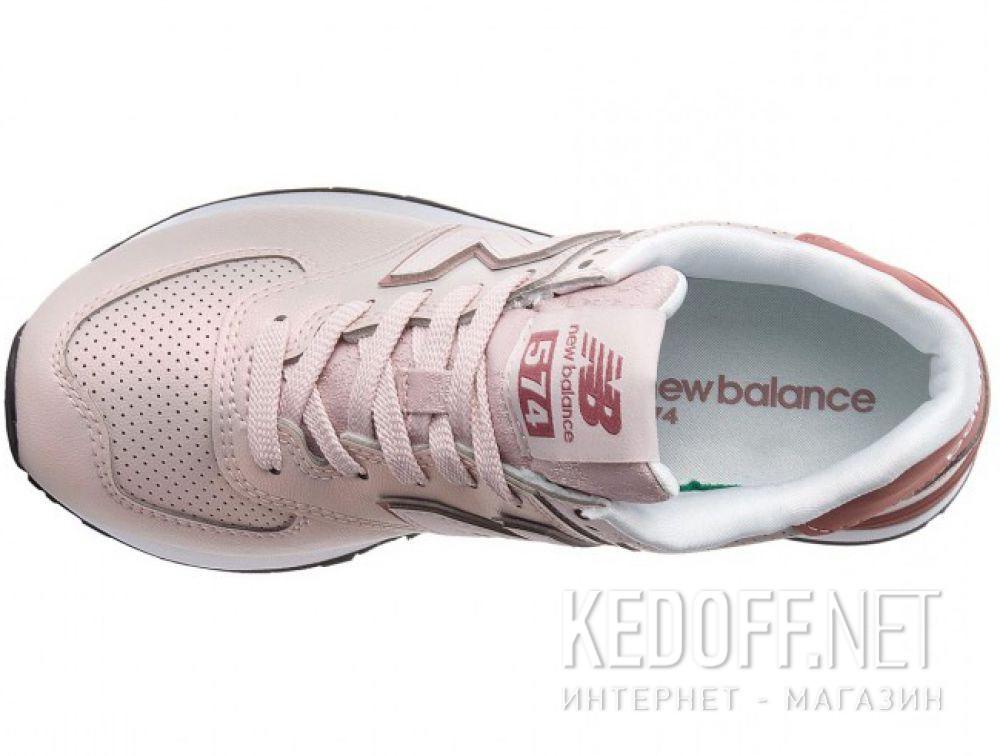 Жіночі кросівки New Balance WL574KSE описание