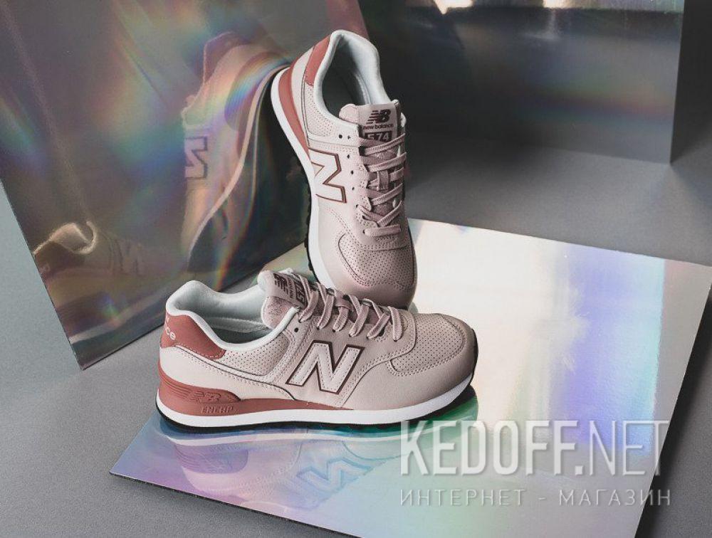 Доставка Жіночі кросівки New Balance WL574KSE