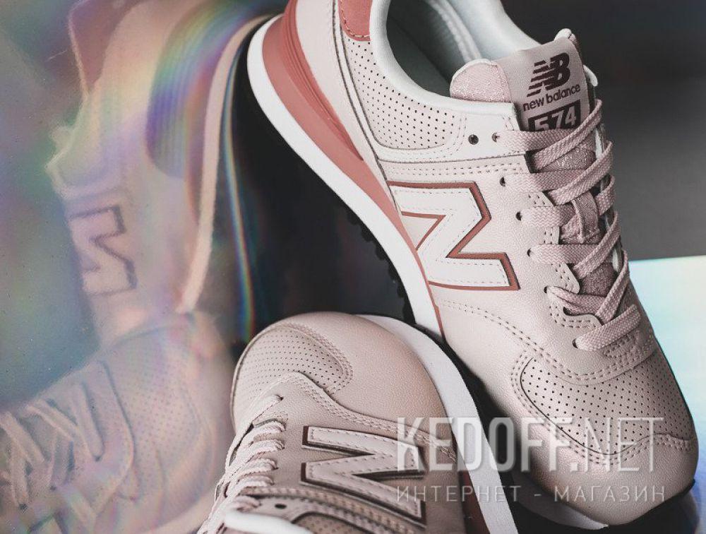 Жіночі кросівки New Balance WL574KSE доставка по Украине