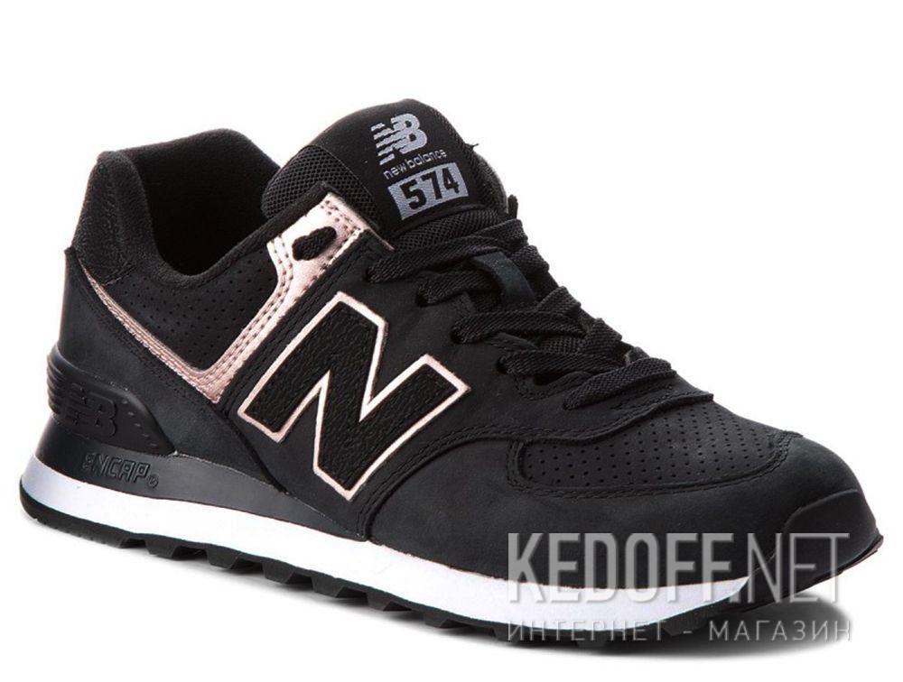 Купить Женские кроссовки New Balance WL574NBK