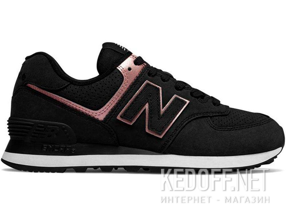 Оригинальные Женские кроссовки New Balance WL574NBK