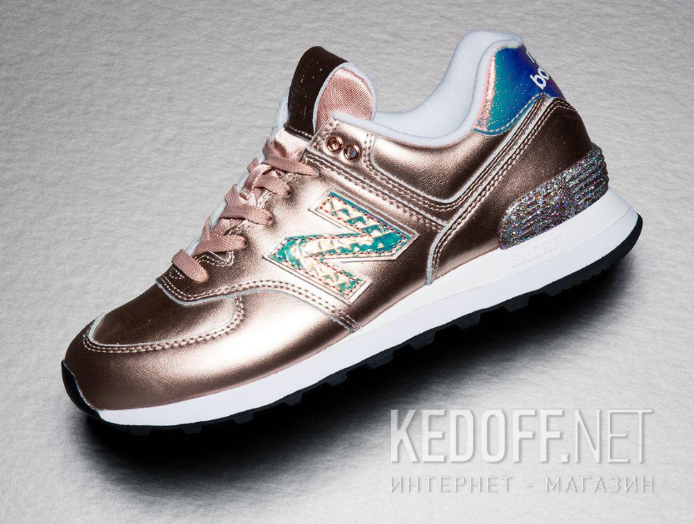 Женские кроссовки New Balance WL574NRG доставка по Украине