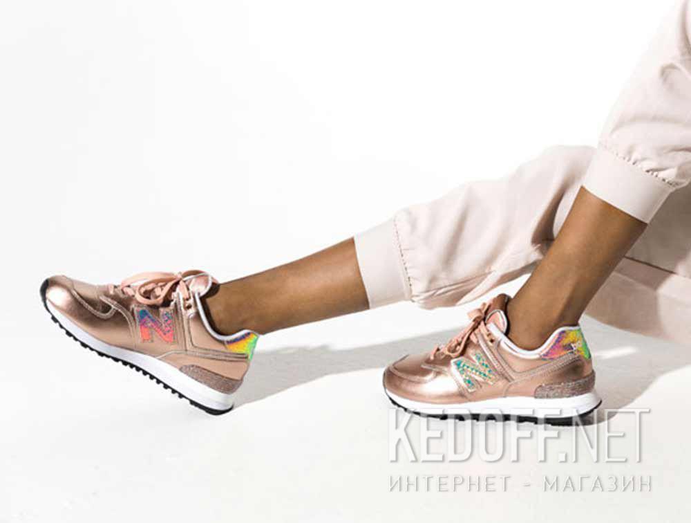 Женские кроссовки New Balance WL574NRG Фото 12