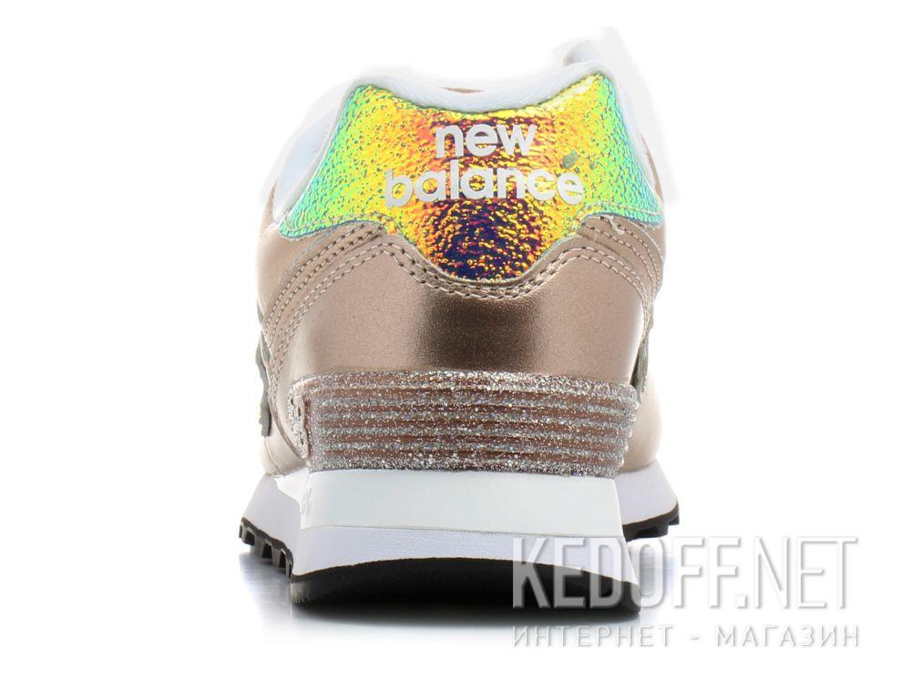 Женские кроссовки New Balance WL574NRG все размеры