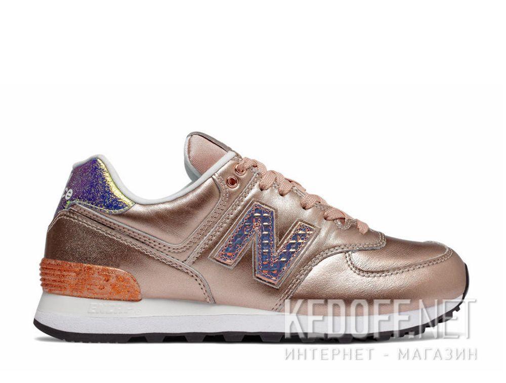 Женские кроссовки New Balance WL574NRG купить Украина