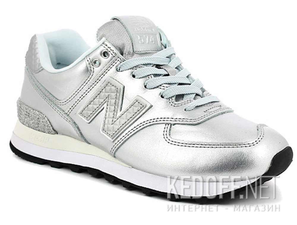 Купить Женские кроссовки New Balance WL574NRI