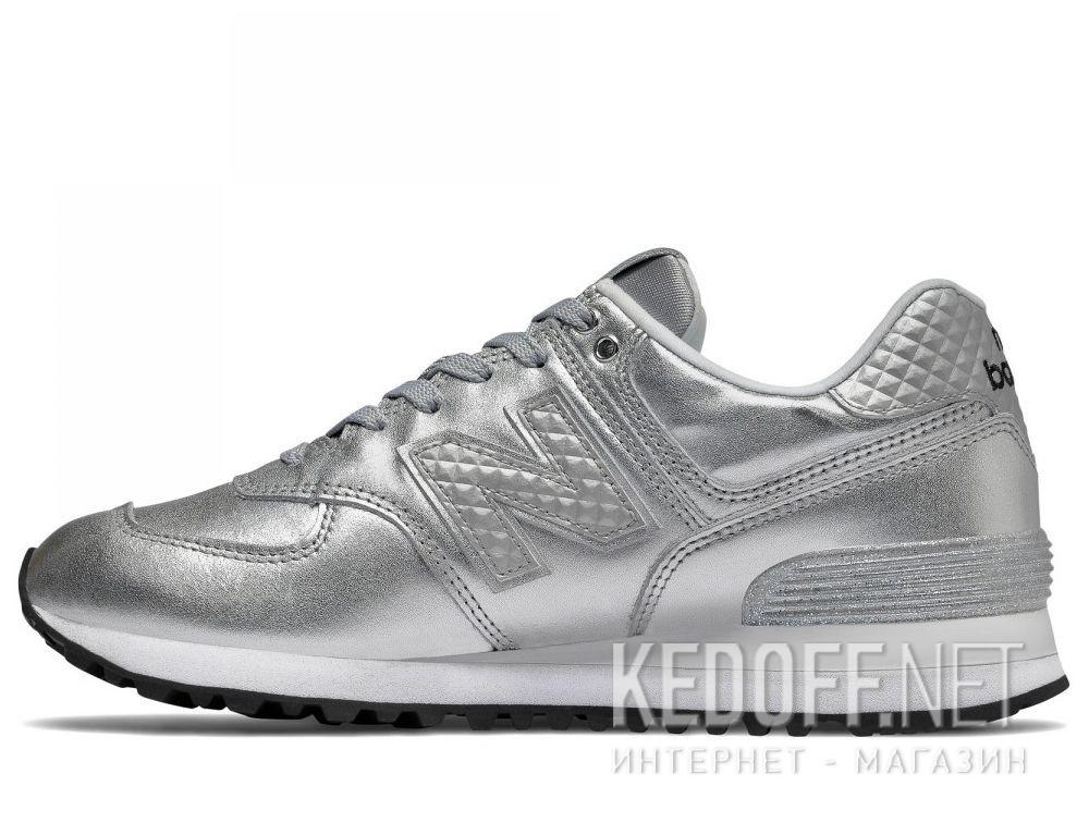 Женские кроссовки New Balance WL574NRI купить Киев