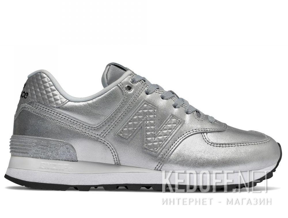 Женские кроссовки New Balance WL574NRI купить Украина