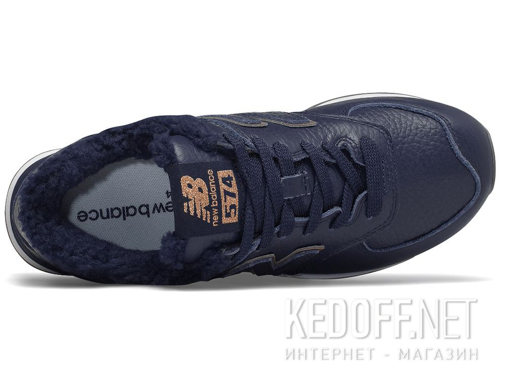 Damskie sportowe New Balance WL574RMS купить Украина
