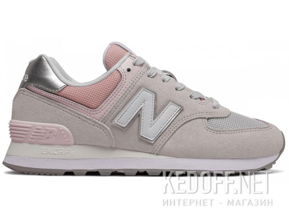Женские кроссовки New Balance WL574SOT купить Украина