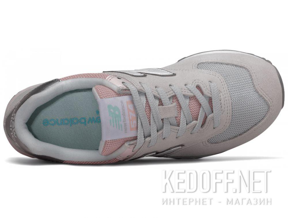 Оригинальные Женские кроссовки New Balance WL574SOT