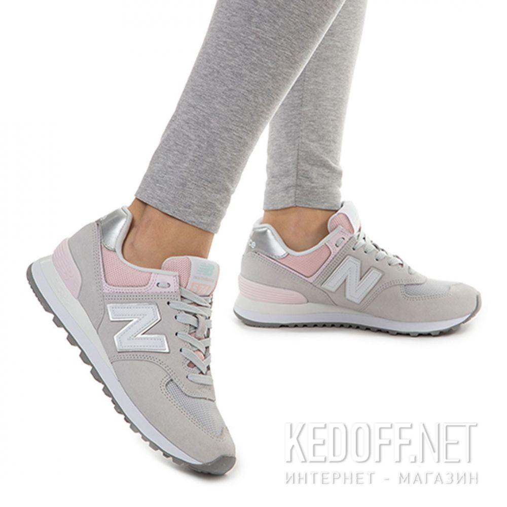 Цены на Женские кроссовки New Balance WL574SOT