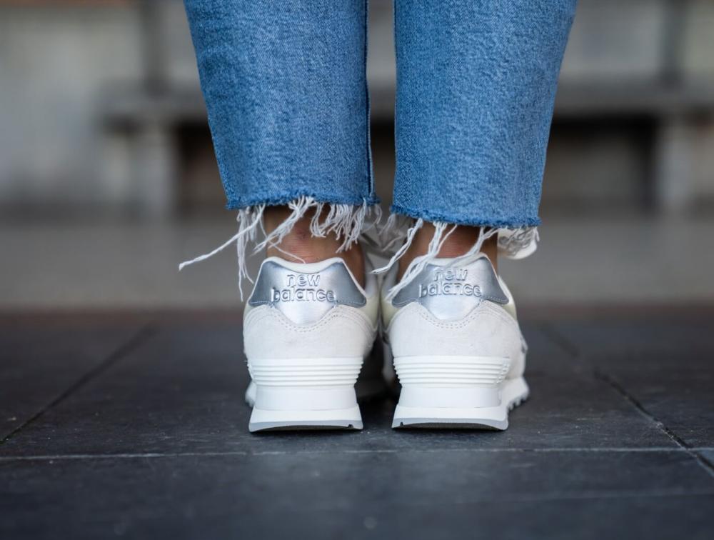 Цены на Женские кроссовки New Balance WL574SSS