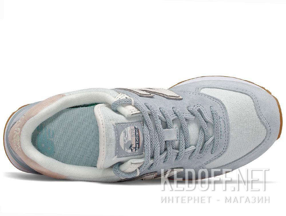 Оригинальные Женские кроссовки New Balance WL574SUO