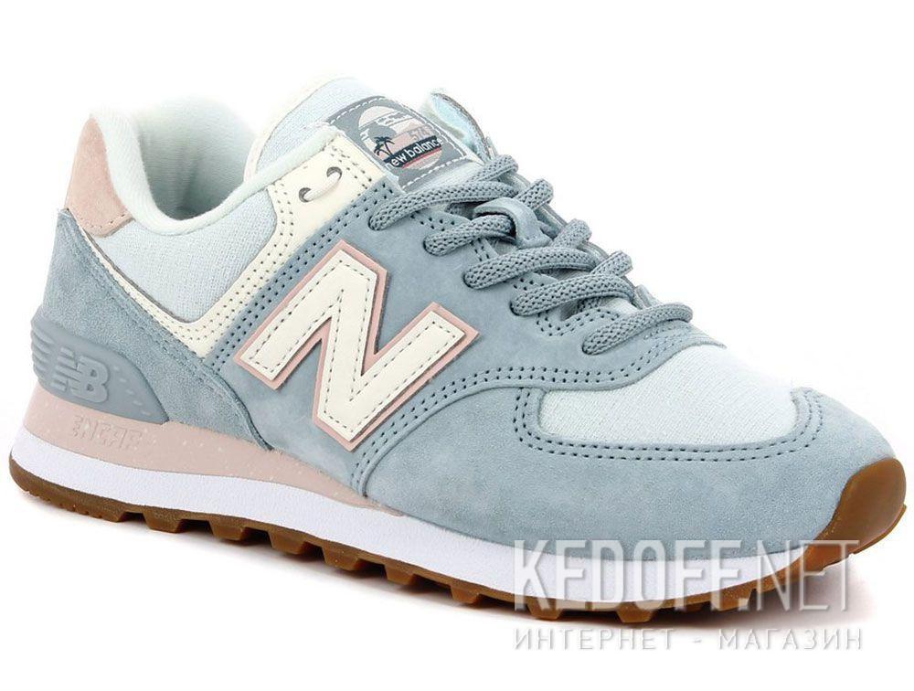 Купить Женские кроссовки New Balance WL574SUO