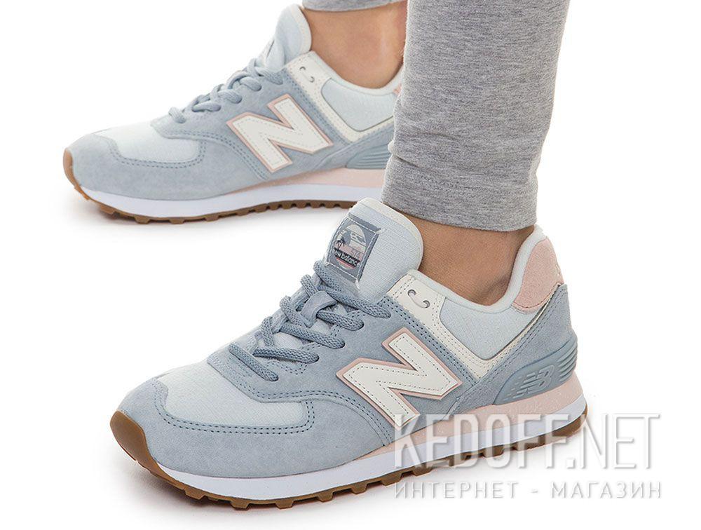 Цены на Женские кроссовки New Balance WL574SUO