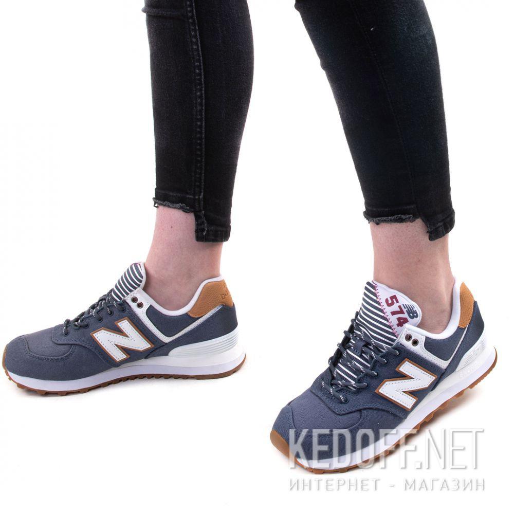 Женские кроссовки New Balance WL574SYD все размеры