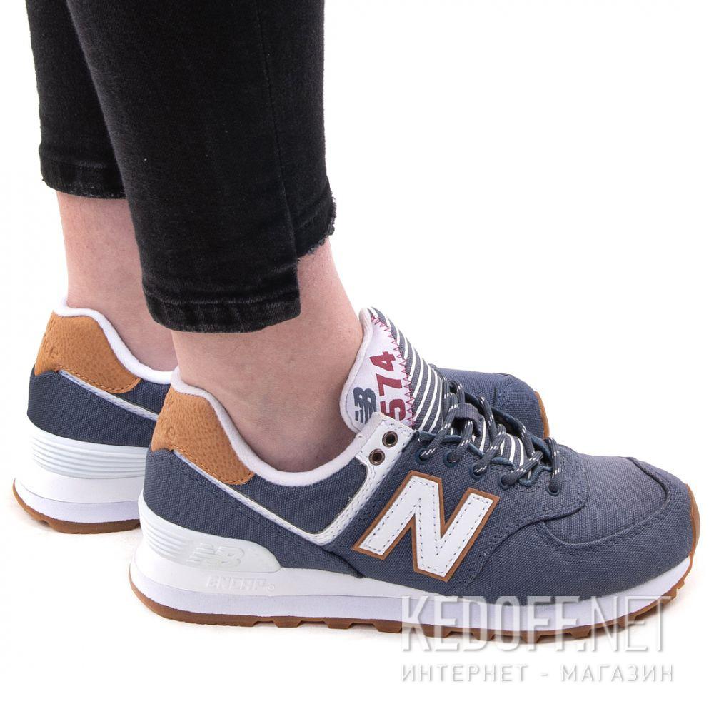 Доставка Женские кроссовки New Balance WL574SYD