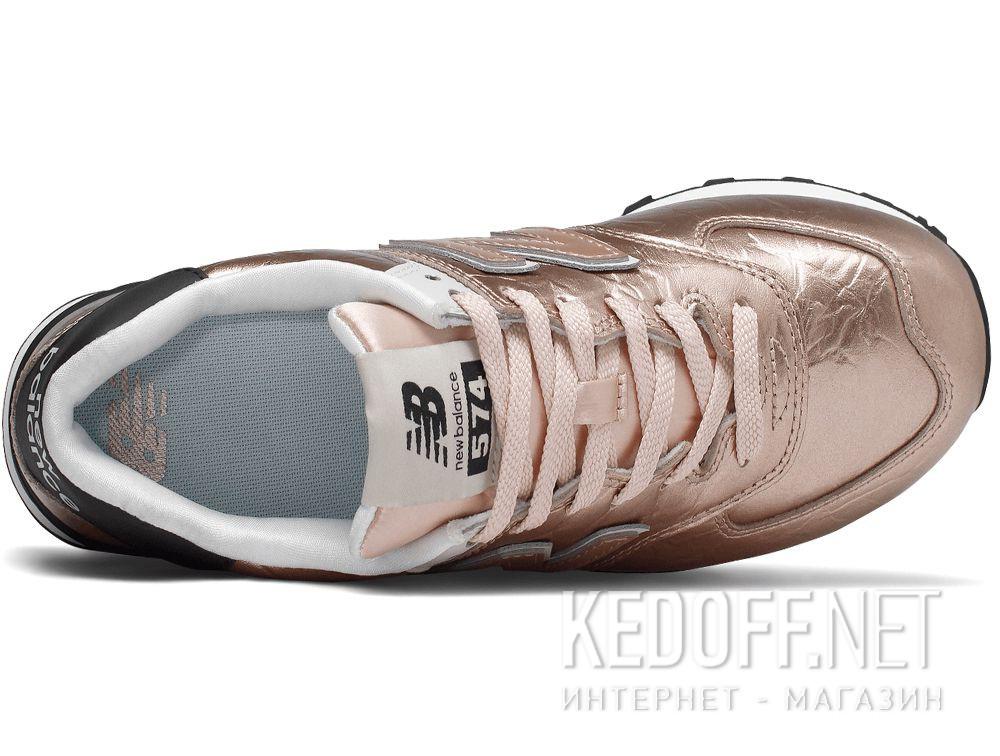 Оригинальные Женские кроссовки New Balance WL574WER
