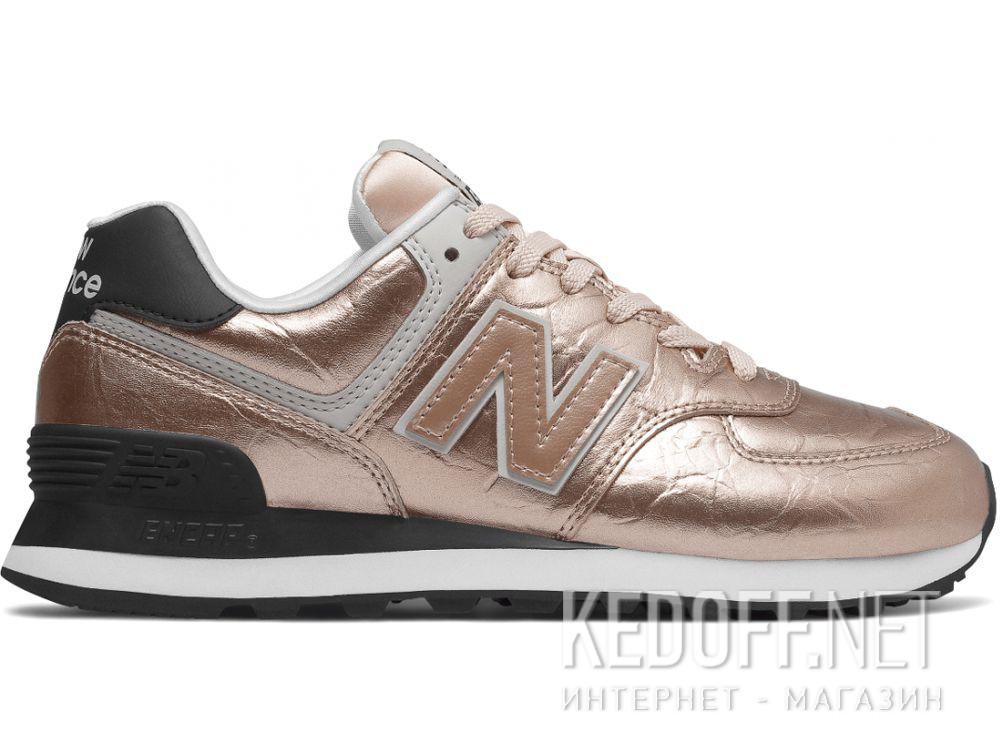 Женские кроссовки New Balance WL574WER купить Украина