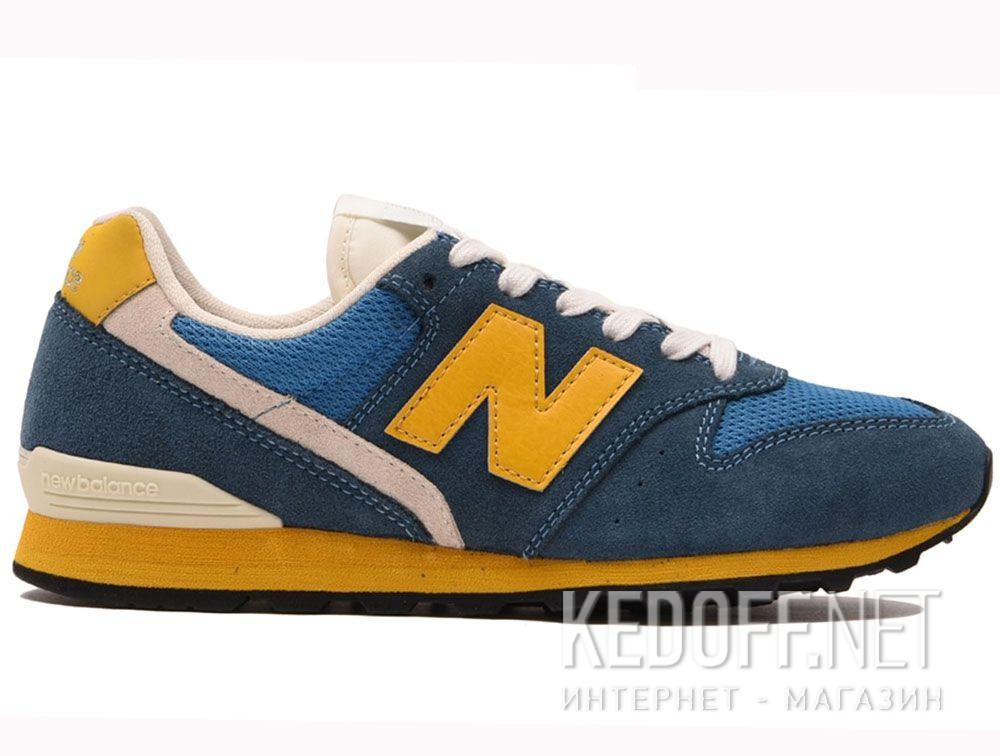 Женские кроссовки New Balance WL996SVA купить Украина