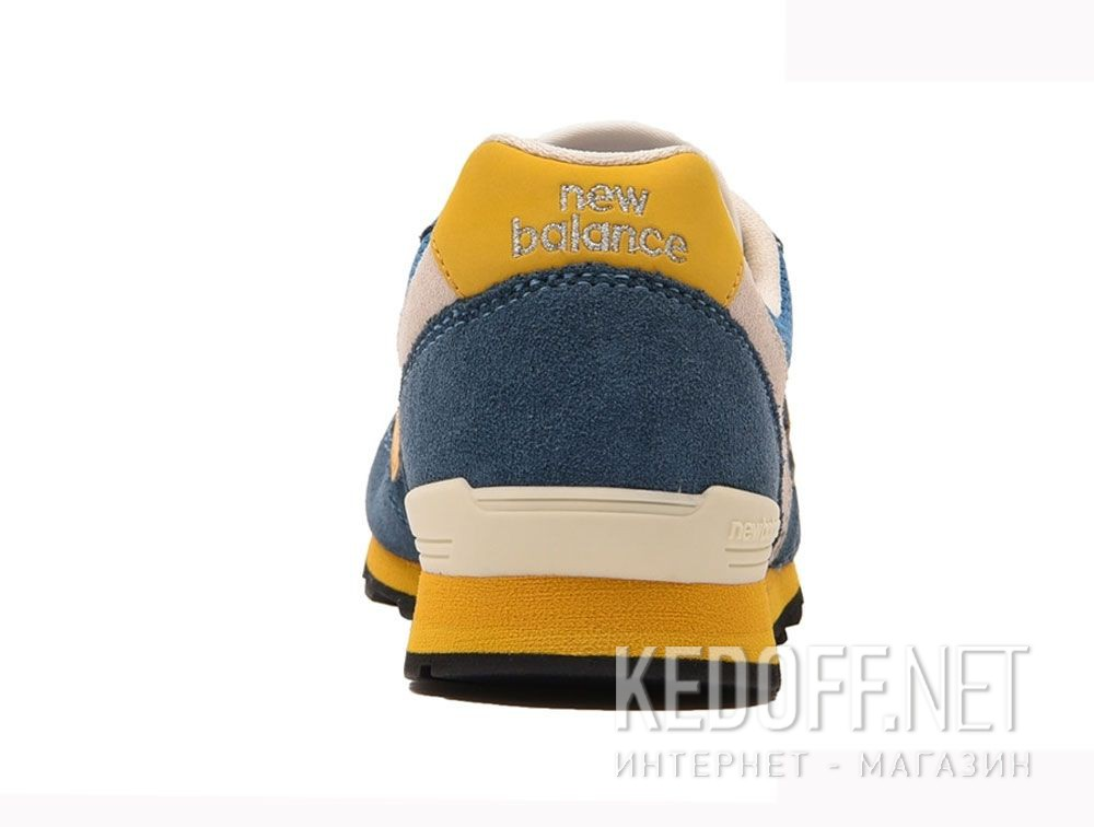 Женские кроссовки New Balance WL996SVA купить Киев