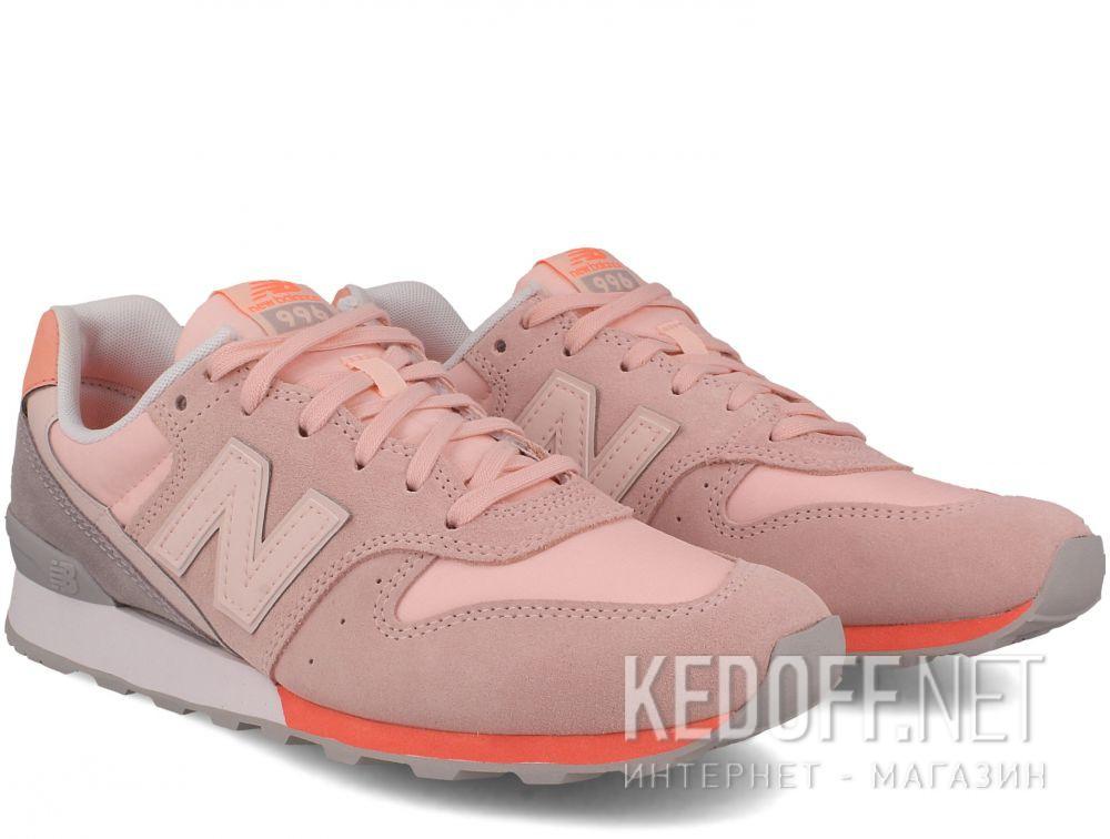 Оригинальные Женские кроссовки New Balance WR996STG
