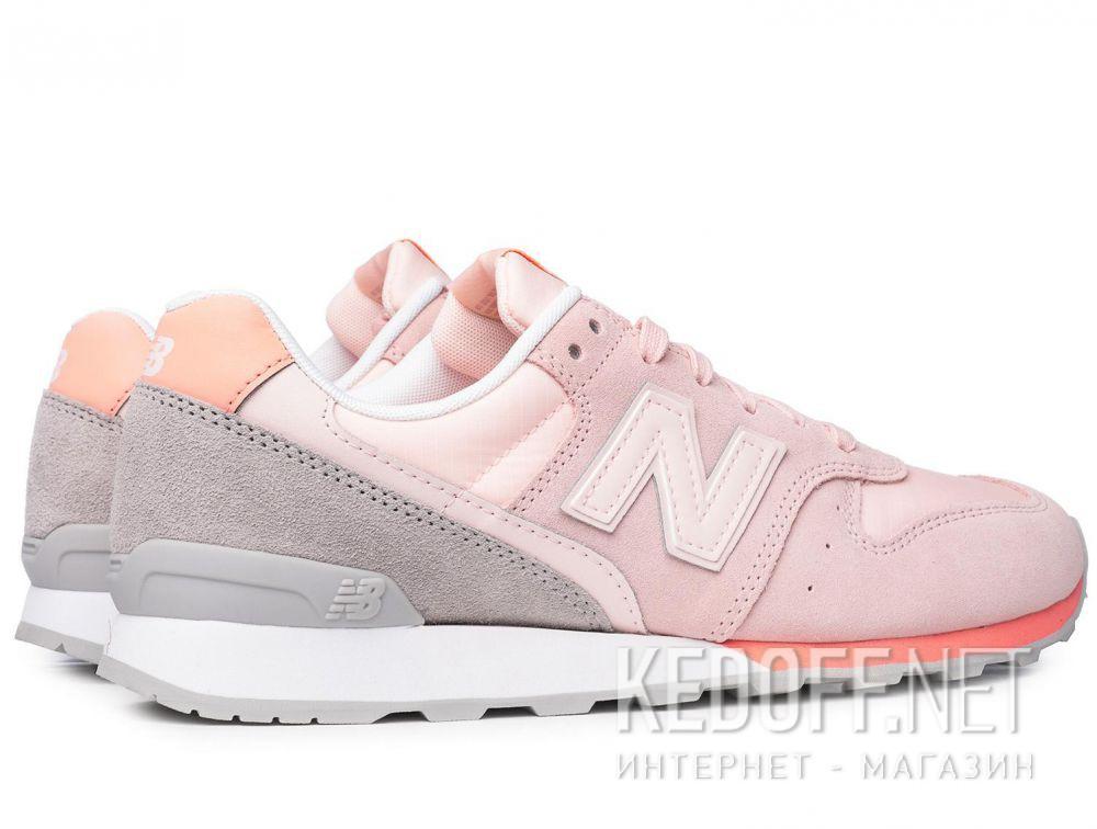 Женские кроссовки New Balance WR996STG описание