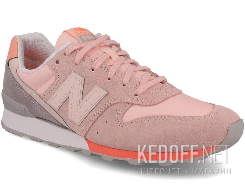 Купить Женские кроссовки New Balance WR996STG