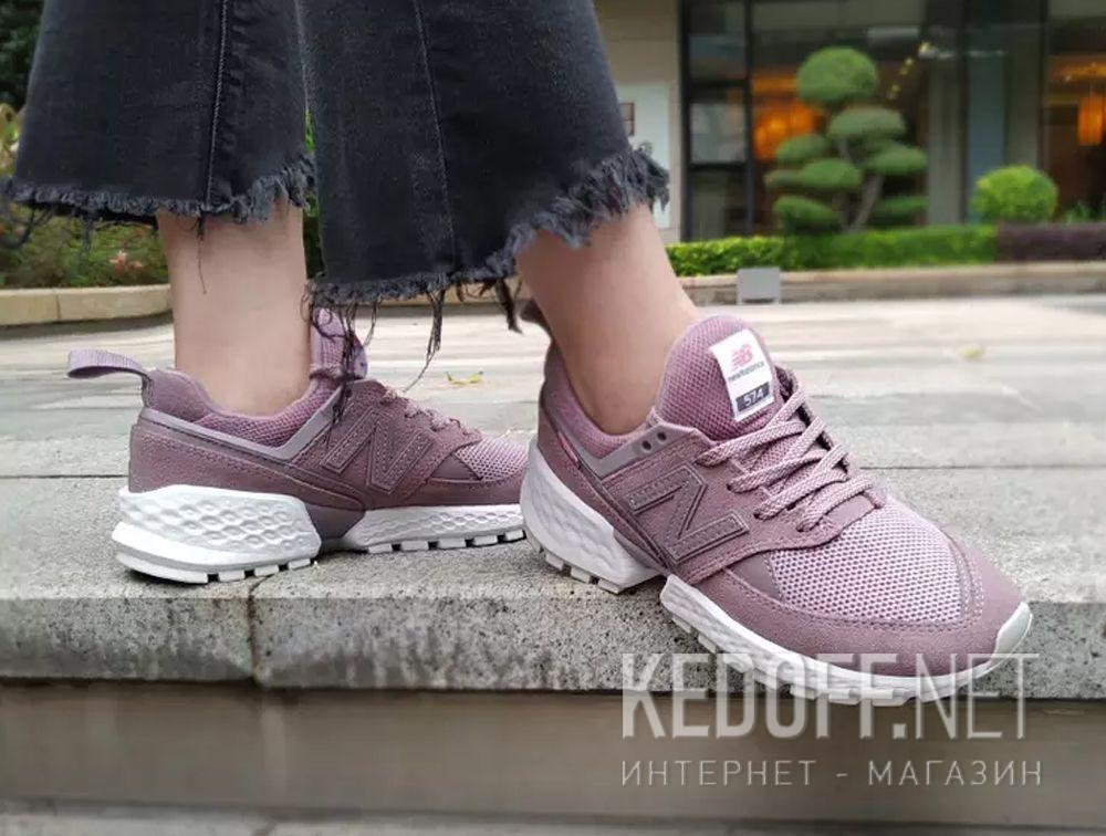 Доставка Женские кроссовки New Balance WS574TEA