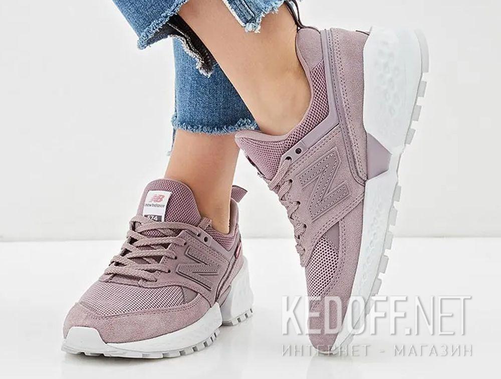 Женские кроссовки New Balance WS574TEA все размеры