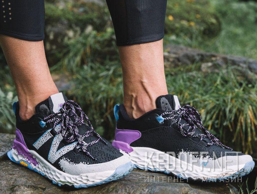 Womens running shoes New Balance Wmns Trail Hierro V5 WTHIERP5 Vibram